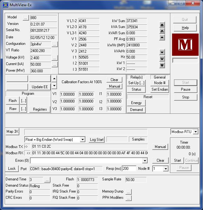 Software Support - Multitek